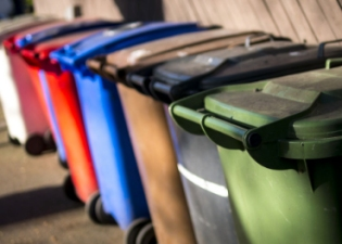 Residential and Domestic Wheelie Bin Cleaning services in the Harrow Borough